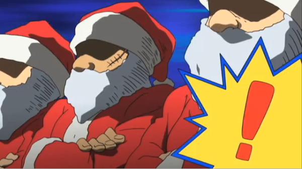 Secret Agent Santas