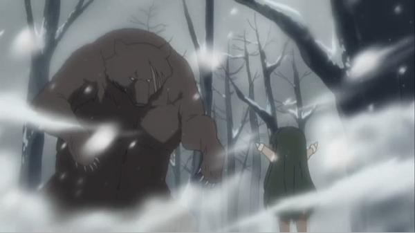The most EPIC battle. Super Tsuruya VS Giant Bear Boss
