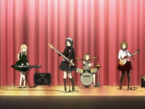 K-ON first live